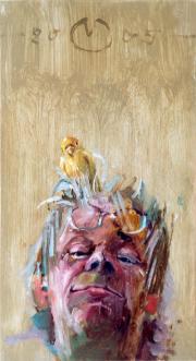 Hennie van der Vegt, Zelfportret