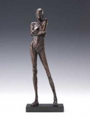 Emma, Anita Franken, brons, h. 39,5cm