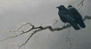 Robert Bateman, Crow companions