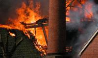 Brand en Beving in Appingedam