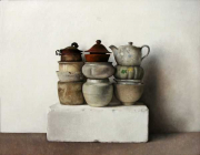 Frans Klerkx, Drie stapels