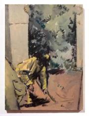 Julio Diaz Rubio, Exit garden