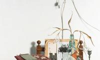 Rob Møhlmann, De Drie Gratiën, olieverf op paneel, 90 x 80 cm