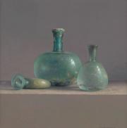 Henk Helmantel, Romeins glas