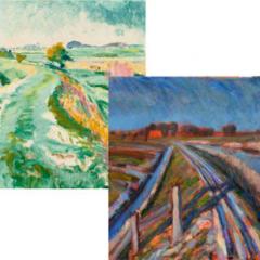 Jan Altink (1885-1971) / Lieuwe Kingma (1957)