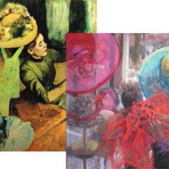 Edgar Degas (1834-1917) / Corry Kooy (1960)