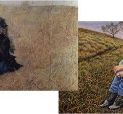 Andrew Wyeth (1917-2009) / Drago Pecenica (1962)