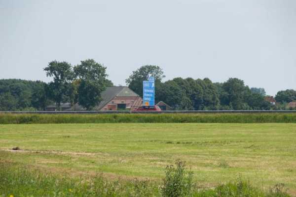 Boerderij aan A7 (foto Ed Ubels)