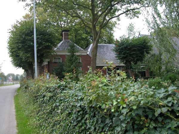 De Muzeheerd, gelegen aan het Damsterdiep