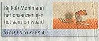 20 maart 2005 - krantenknipsel
