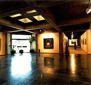 Museumruimte in Teheran