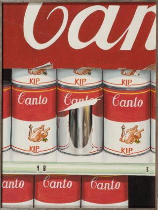 Rob Møhlmann - Canto 1, Blikvanger - 1982