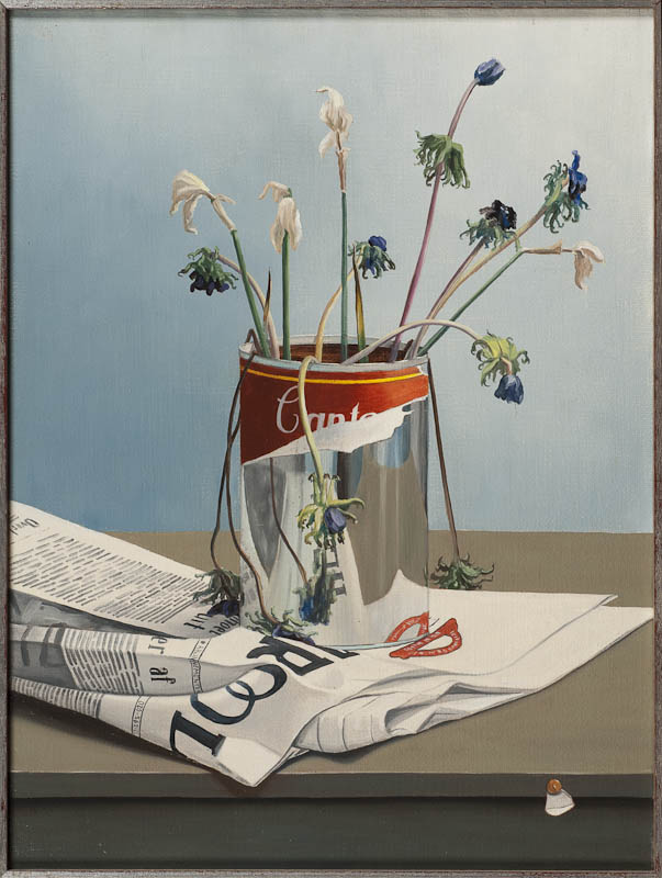 Rob Møhlmann - Canto 14, De andere dag - 1982