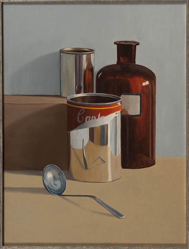 Rob Møhlmann - Canto 24, Compositie 's ochtends - 1983