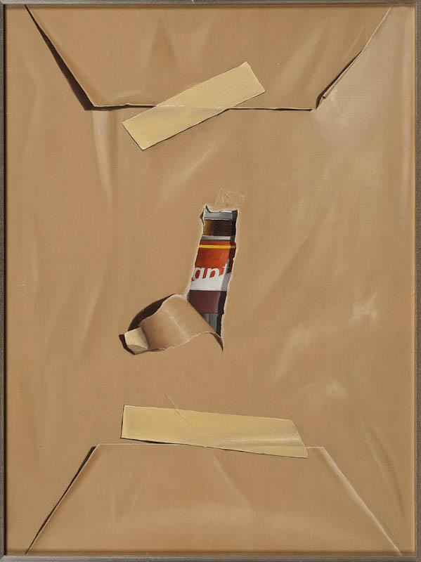 Rob Møhlmann - Canto 32, Verpakking-4 - 1983