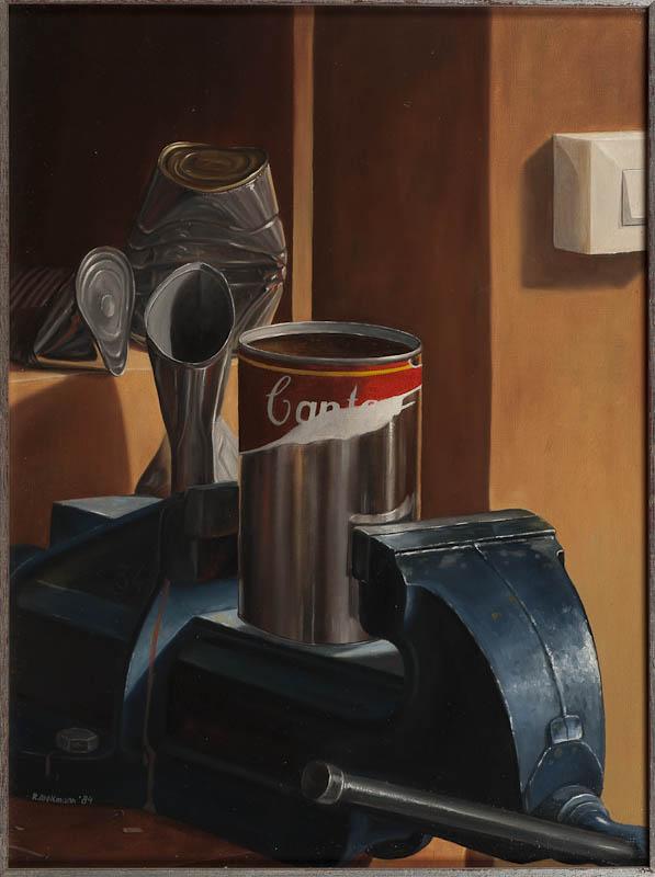 Rob Møhlmann - Canto 36, De beige kamer - 1984