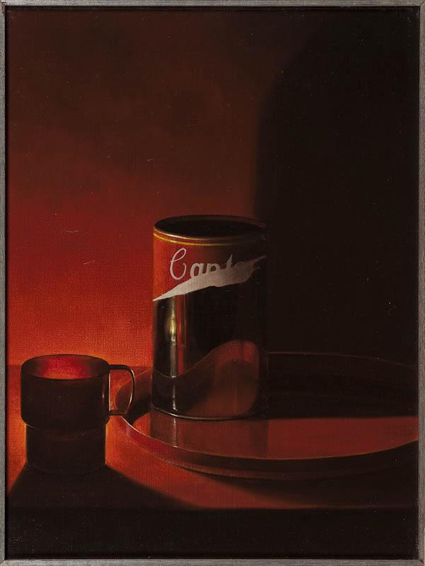 Rob Møhlmann - Canto 42, Rode compositie - 1984
