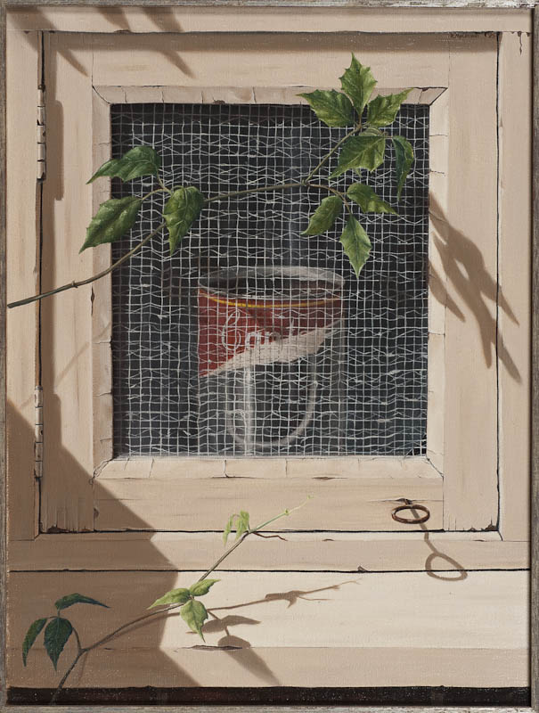 Rob Møhlmann - Canto 47, Een blik naar binnen - 1985