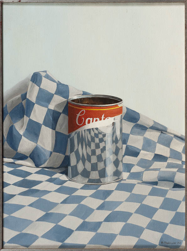 Rob Møhlmann - Canto 6, Op de doek - 1982
