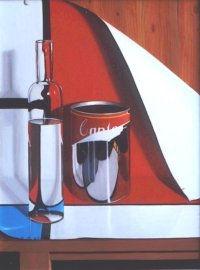 Canto 61: Blik op Mondriaan, 1987