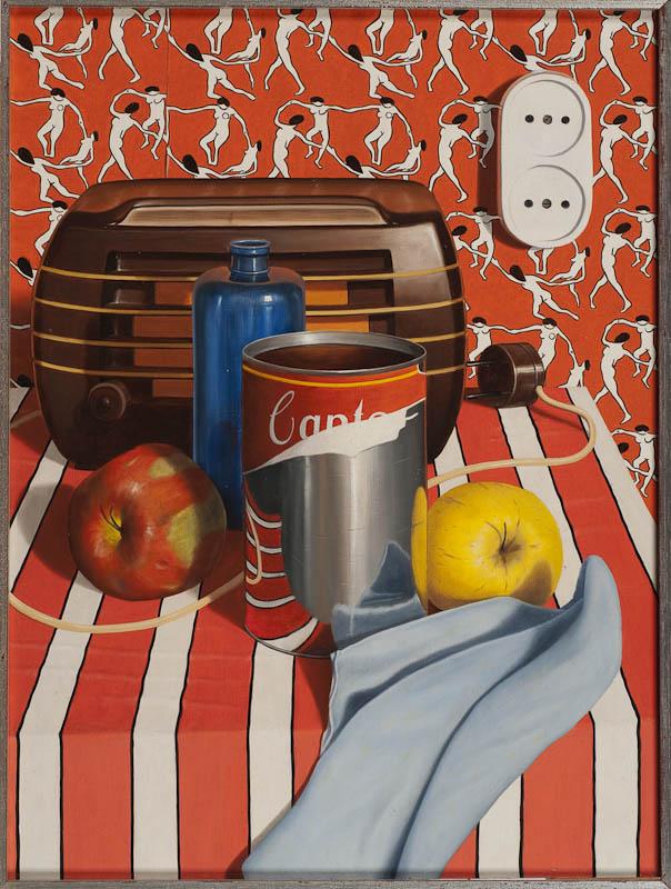 Rob Møhlmann - Canto 62, Blik op Matisse - 1987