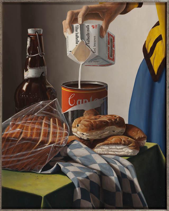 Rob Møhlmann - Canto 65, Het melkmeisje - 1987