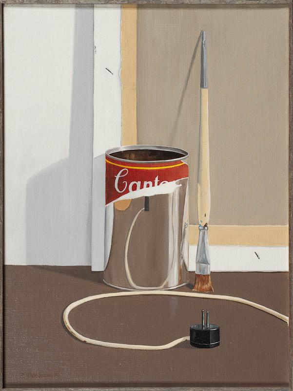 Rob Møhlmann - Canto 8, Een onderzoek-1 - 1982