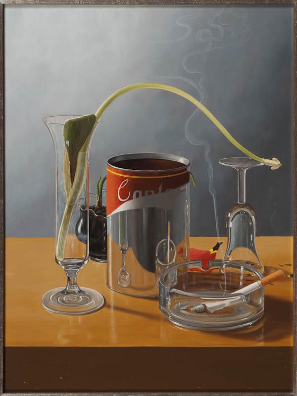 Rob Møhlmann - Canto 81, De ommegang der elementen-4 - 1988