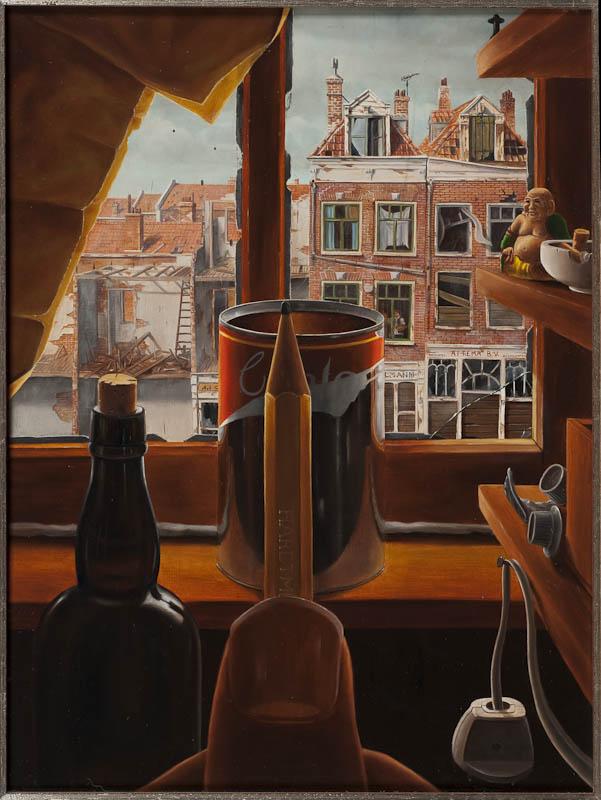 Rob Møhlmann - Canto 82, Perspektief - 1988/1989