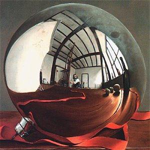 In de hof, 1999, o/p, 30x40 cm, detail
