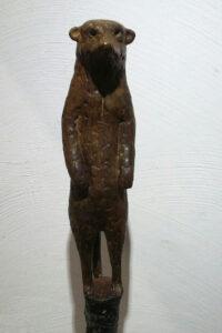 Jaap Hartman, stokstaartje, brons