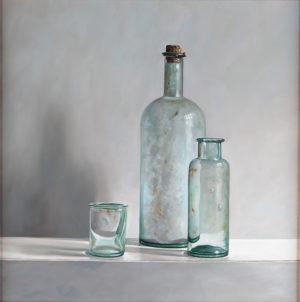 KG20, Helder glas