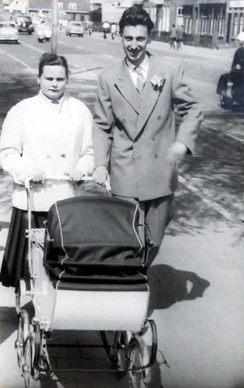 Het aanzien van mijn 1956